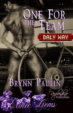 One for the Team (Erotic Gems short story; Daly Way, #4)