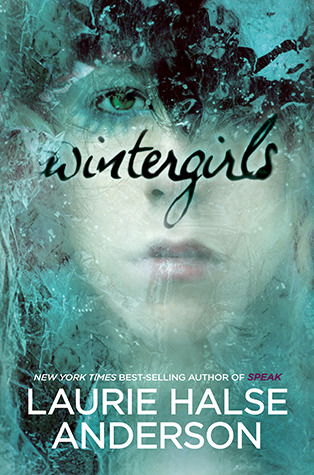 Wintergirls book cover