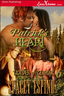 Patrick's Heart (Wolves of Climax, #6)