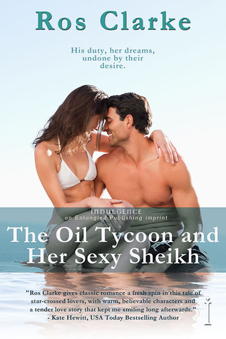 Post Thumbnail of Dual Review: The Oil Tycoon and Her Sexy Sheikh by Ros Clarke