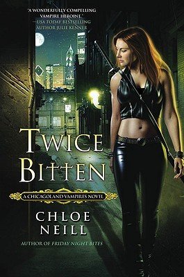 Twice Bitten (Chicagoland Vampires, #3)