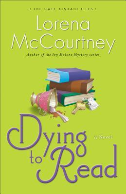 Dying to Read (Cate Kinkaid Files, #1)