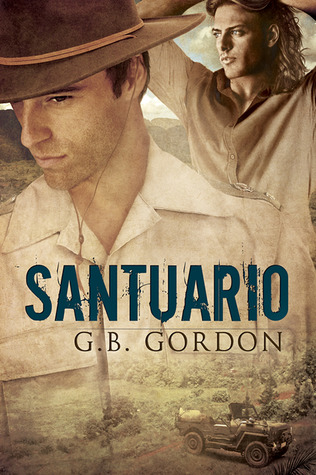Post thumbnail of Review: Santuario by G.B. Gordon