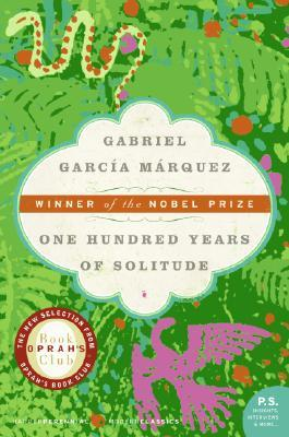 One hundred years of solitude book