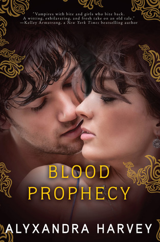 Blood Prophecy (Drake Chronicles #6)