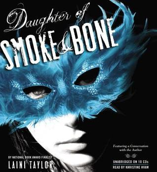 Sue Reviews: Daughter of Smoke and Bone by Laini Taylor