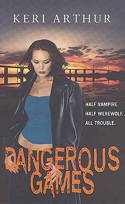 Dangerous Games (Riley Jenson Guardian, #4)