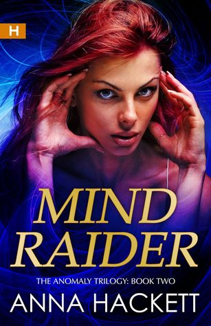 Review: Mind Raider by Anna Hackett