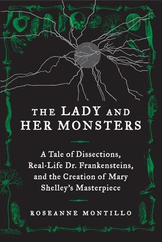 Book cover: The Lady and Her Monsters by Roseanne Montillo