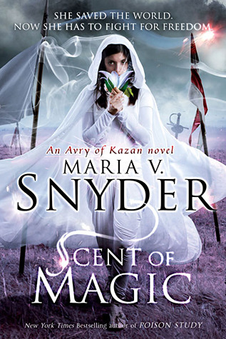 Scent of Magic (Avry of Kazan, #2)