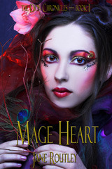 Mage Heart by Jane Routley