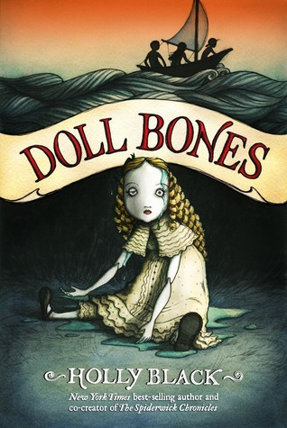 Waiting on Wednesday: Doll Bones