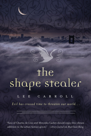 The Shape Stealer ( Black Swan Rising #3 ). Lee Carroll. Opis: