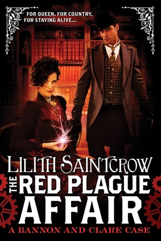 The Red Plague Affair (Bannon &amp; Clare, #2)