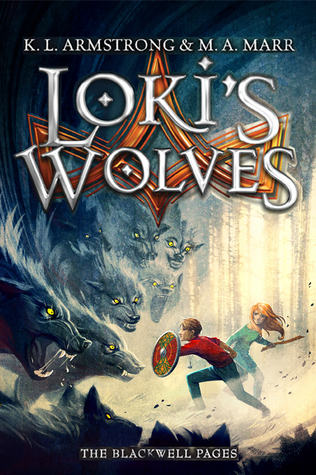 Waiting on Wednesday: Loki's Wolves