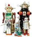 Robot x Robot Reading Club
