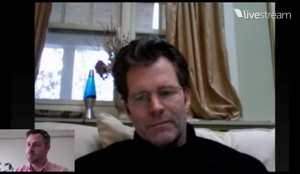 Goodreads Live with Andre Dubus III