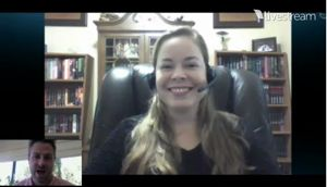 Goodreads Live with Jeaniene Frost
