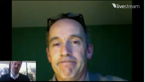 Goodreads Live with Jasper Fforde