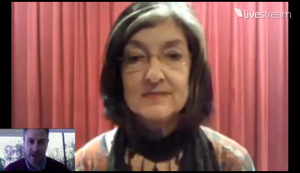 Goodreads Live with Barbara Kingsolver