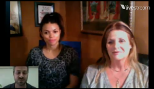 Goodreads Live with P.C. Cast &amp; Kristin Cast