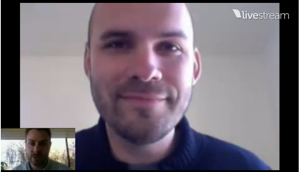 Goodreads Live with Robin Sloan