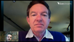 Authors Live at Goodreads: Lawrence Wright