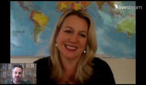 Authors Live at Goodreads: Cheryl Strayed